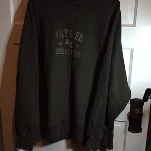 American Eagle Outfitters Vintage Crewneck Green